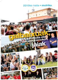 GALBAIXUAK 2015