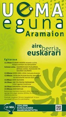 UEMA eguna 2013