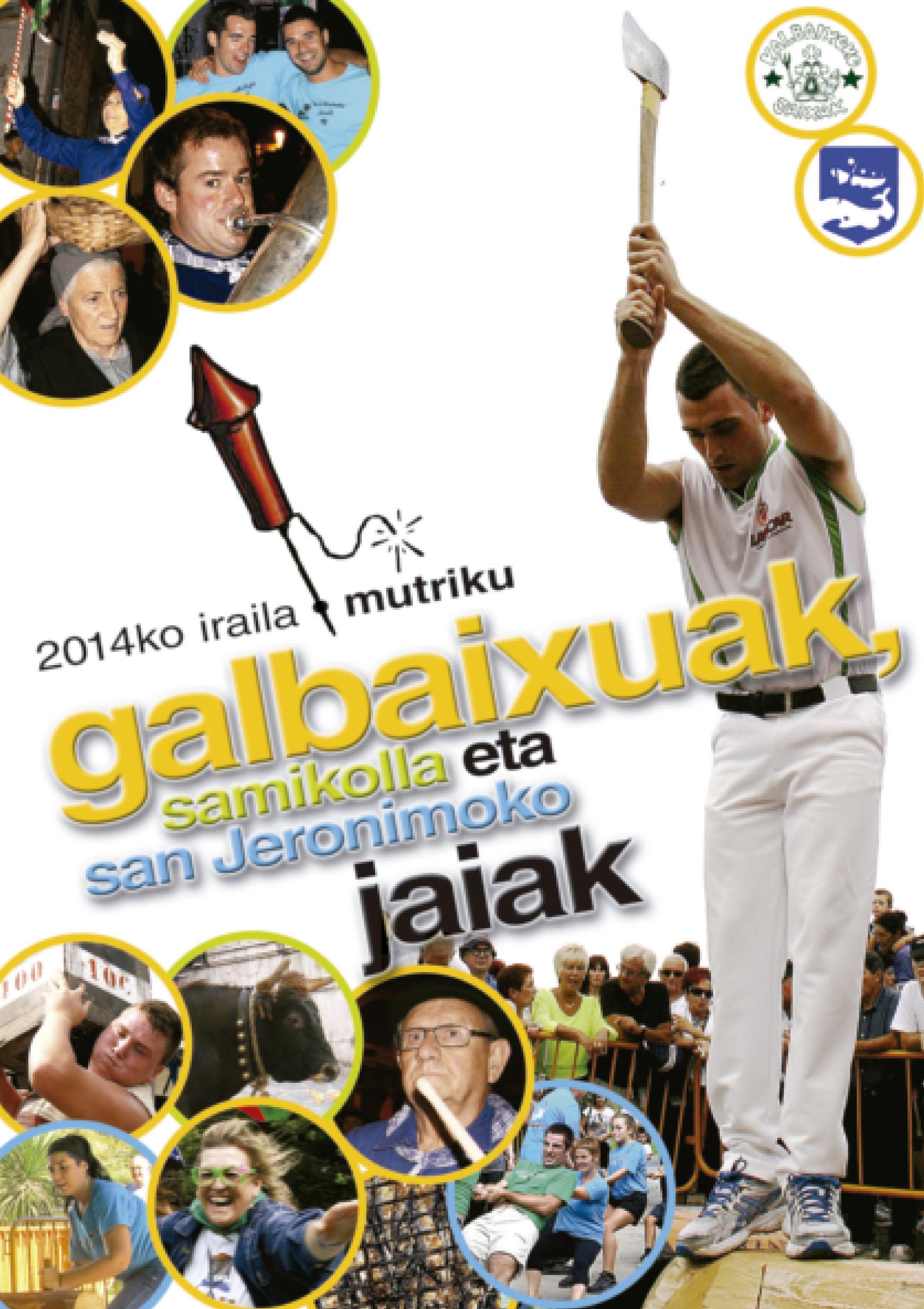 Galbaixoak 2014