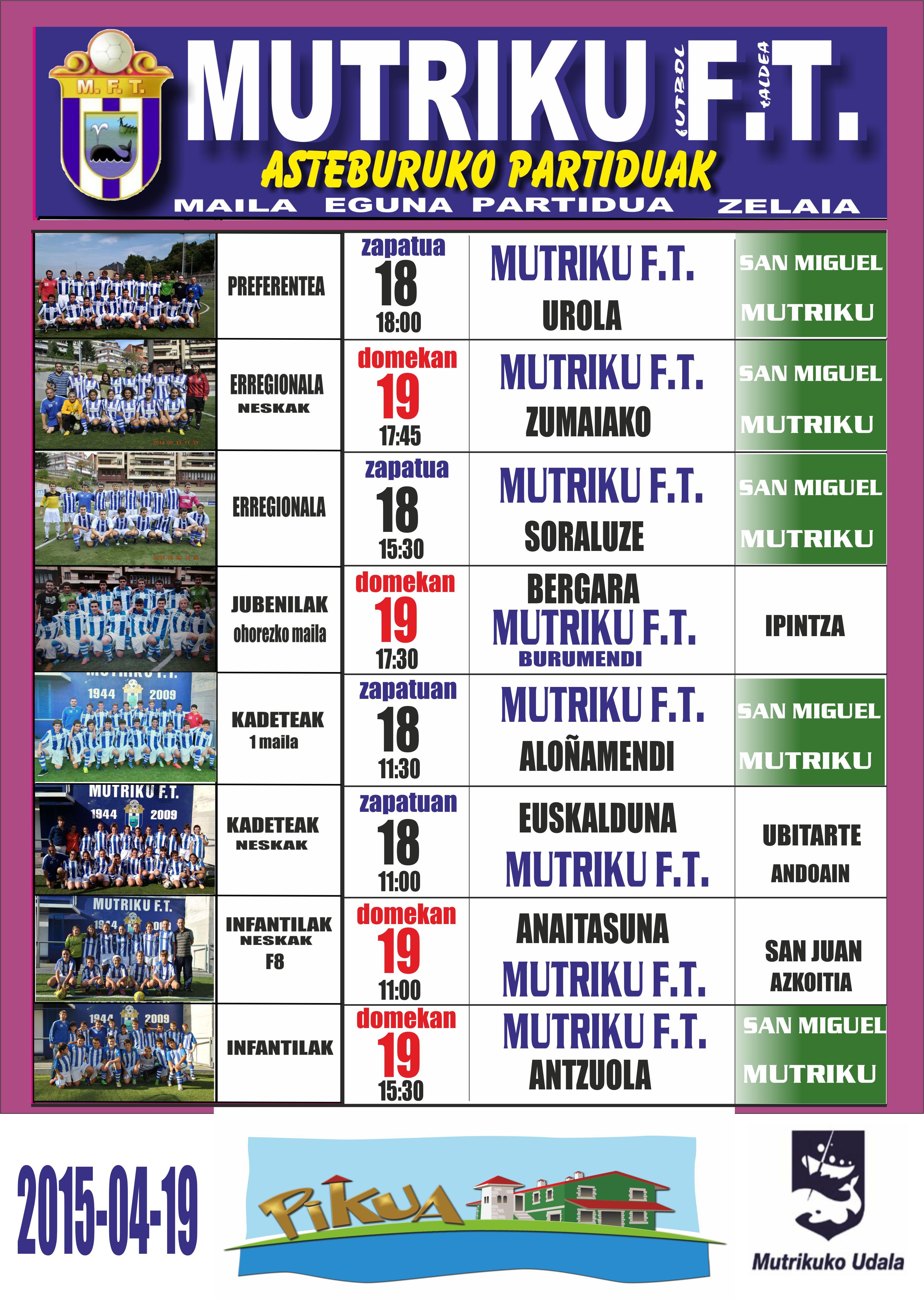 Futbola 2015-04-19